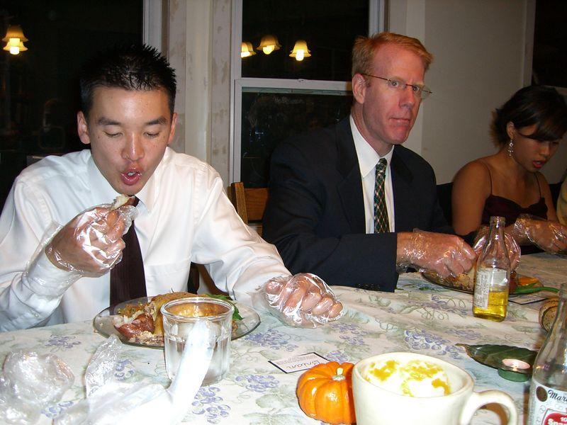 Brian Chew, Ken Clifford, & Robin Chang