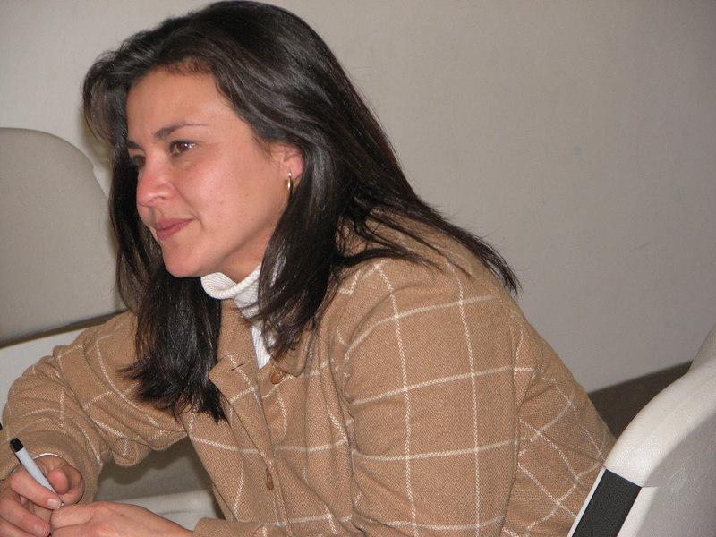 2006 11 25 Sat - Ma Lourdes Jensen