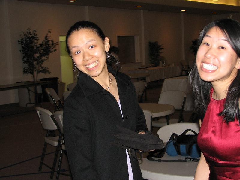 2006 11 25 Sat - Lynette & Grace Nieh
