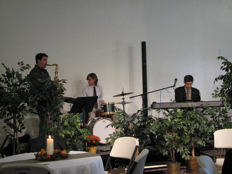 2006 11 25 Sat - Trio