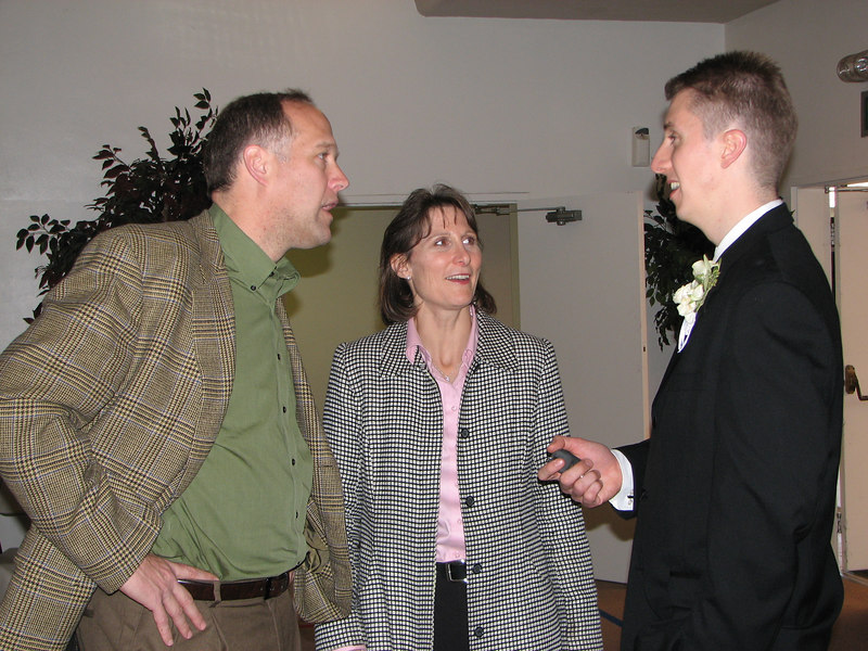 2006 11 25 Sat - The Howards & Matt Onsum