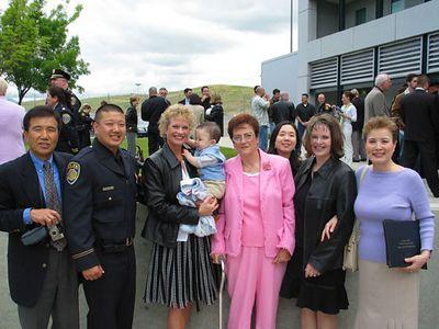 2005 05 06 Friday - John Choo's Police Academy Graduation