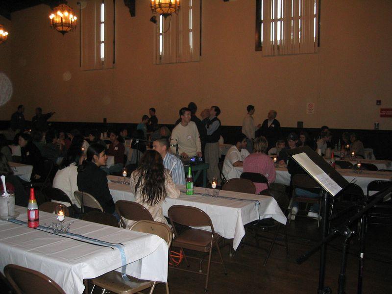 2005 01 23 Sunday - Berkeley Mosaic New Year's party 1