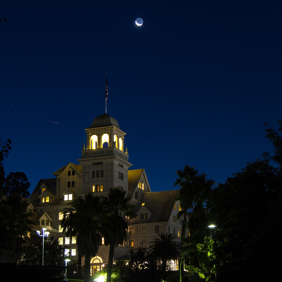 Claremont Hotel Club & Spa — Crescent Moonrise