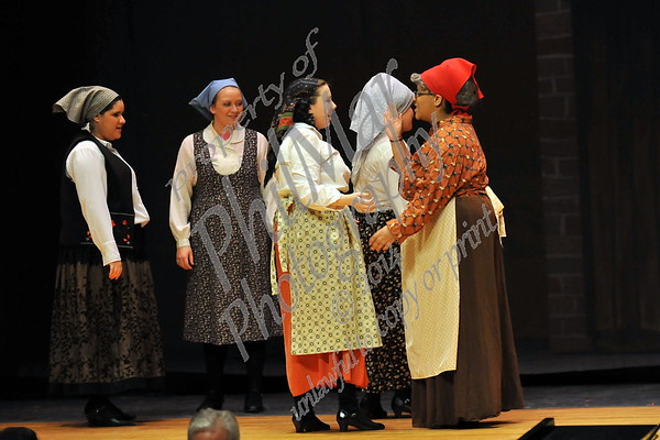Berks Catholic Play - Fiddler on the Roof
