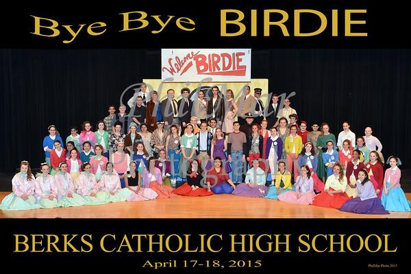 Berks Catholic Plays 2014 - 2015