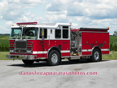 MARION FIRE CO. STOUCHSBURG