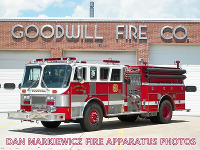 GOODWILL FIRE CO. HYDE PARK