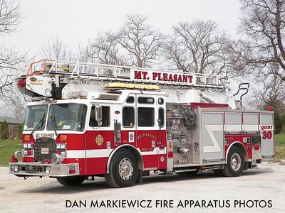 MT. PLEASANT FIRE CO.
