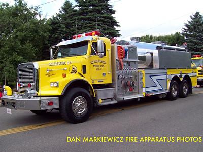 GIBRALTAR FIRE CO. TANKER 23 2005 FREIGHTLINER/E-ONE TANKER