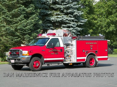 RUSCOMBMANOR FIRE DEPT.