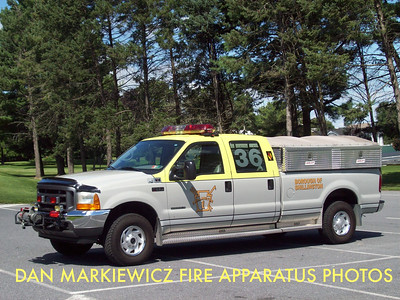 KEYSTONE FIRE CO. UTILITY 36 2001 FORD P/U UTILITY