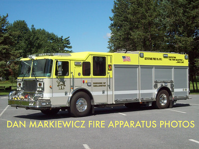 KEYSTONE FIRE CO. ENGINE 36 2014 SEAGRAVE PUMPER