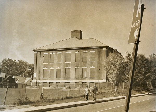 North Adams Freeman School, 1979