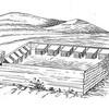 An illustration of Fort Massachusetts in North Adams.
