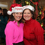 Co-owner of Berkshire Hathaway Home Services Parks & Weisberg Realtors Sr. Vice President Judie Parks and Shelly Jones.
