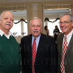 Charles Gibson, Fred Dallenbach and David Spanyer.