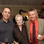Harry Borders, Ellen Shaikun and Ken Thieneman.
