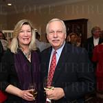 Ann Elizabeth Delahanty and Fred Dallenbach.