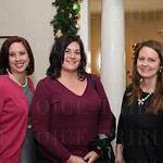 Jennifer Austin, Michelle Gammons and Melanie Gonsalves.