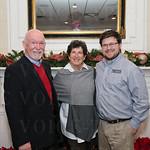 Dennis and Louise Miller, Robert Jones.
