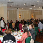 Berkshire Hathaway Home Services Parks & Weisberg Realtors Christmas Party.