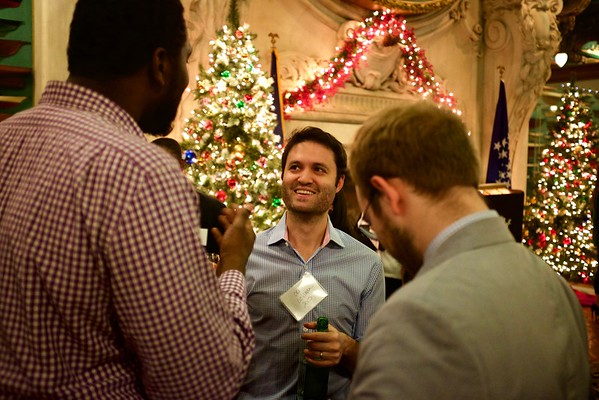 Berkshire Holiday Receptions