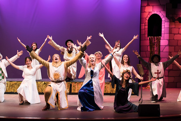 Berkshire School Theater presents Spamalot