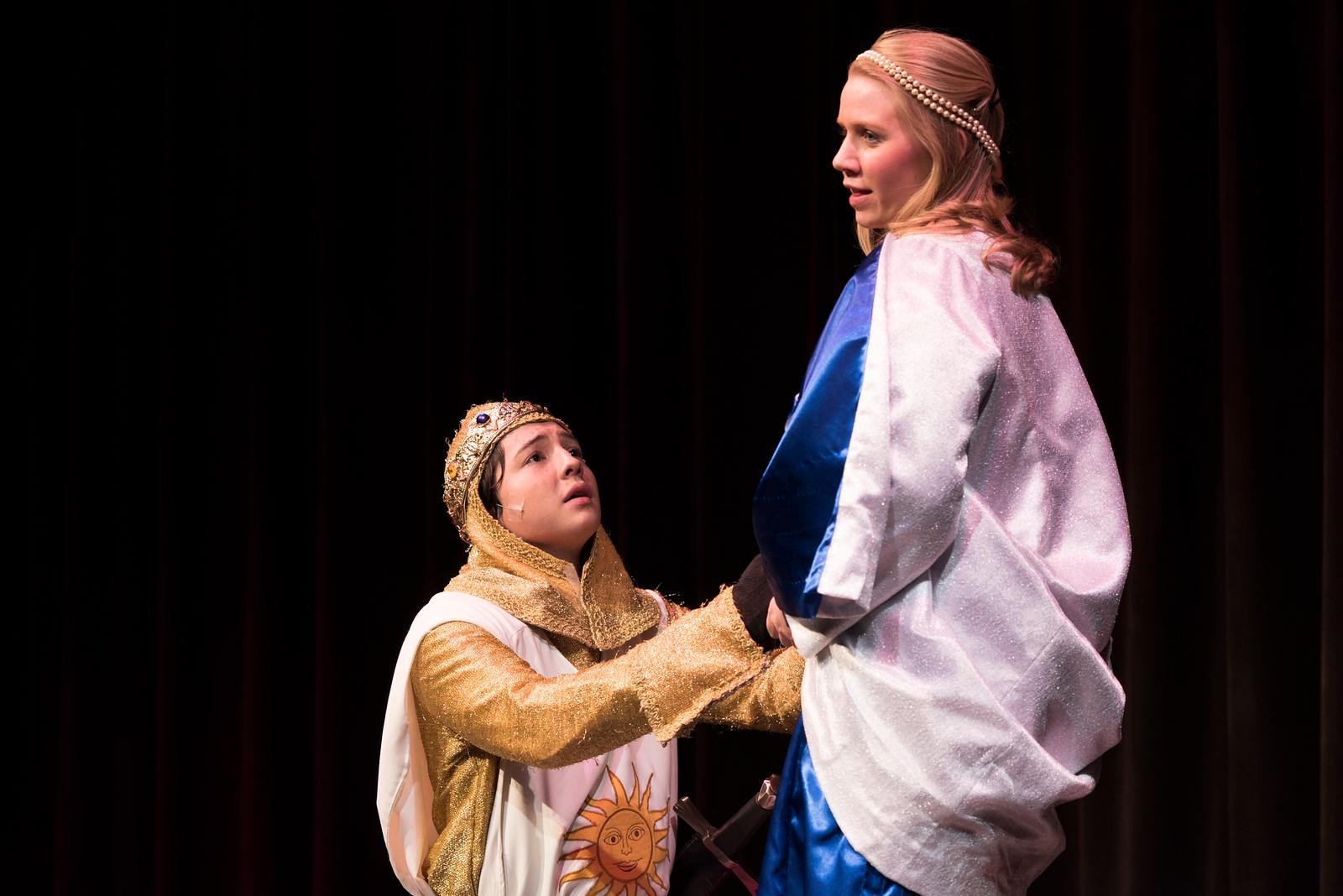 2016-17 Performing Arts - Winter Musical (Spamalot)