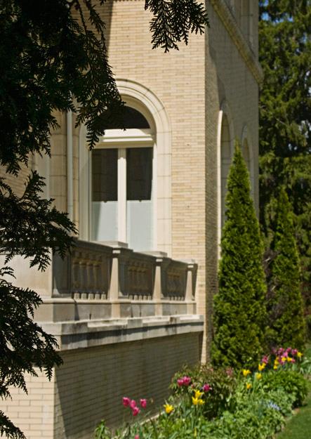 Wheatleigh, side view