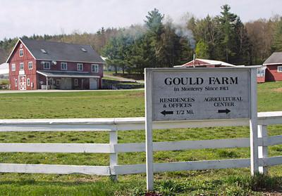 Gould Farm, a working farm and psychosocial center, Monterey
