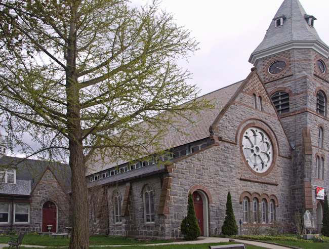 Church of St. Peters, Great Barrington