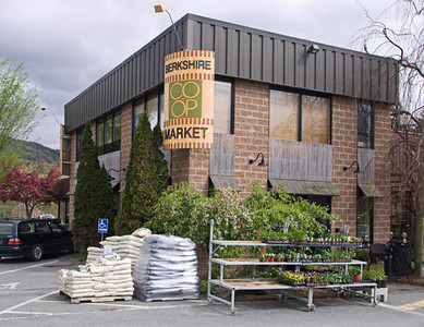 The Berkshire organic food coop in Great Barrington