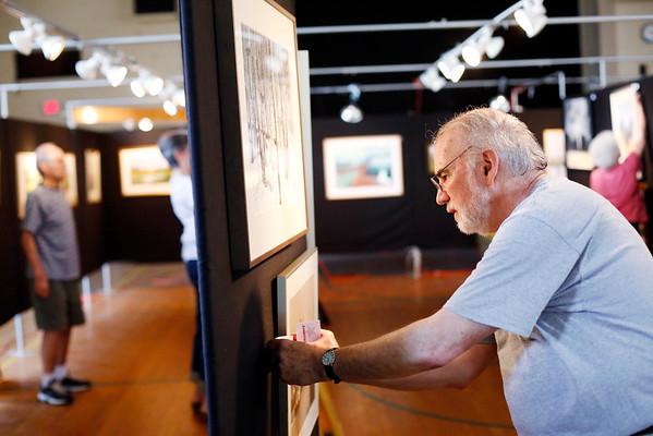 Housatonic Valley Art League annual art show-072115