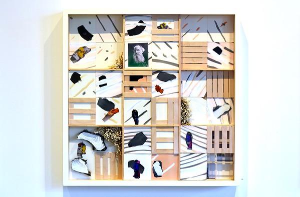 Steven Siegel installation - 102417