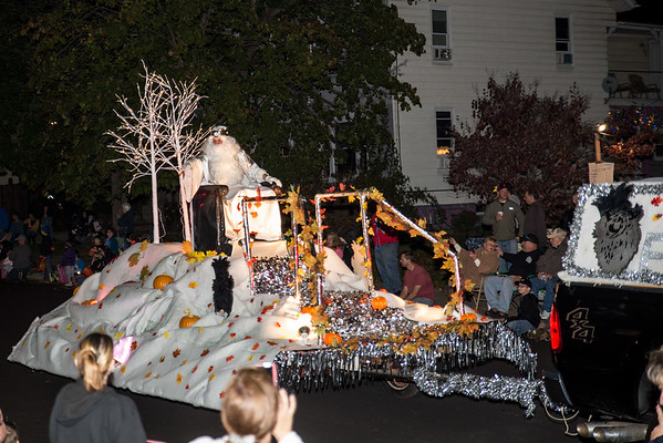 2016 King Frost Parade