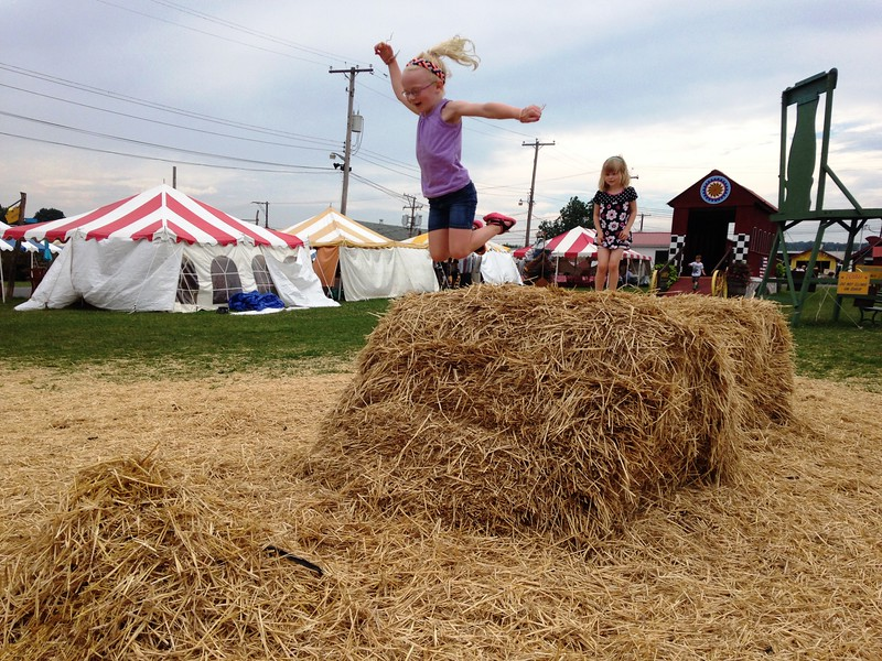 Fun at the Kutztown Folk Festival July 2 to 10, 2016. Photos by Lisa Mitchell