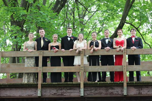 2017 Kutztown Area High School Prom