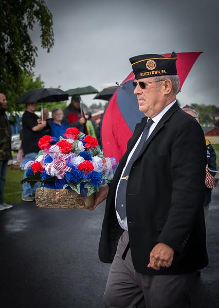 2017 Kutztown Memorial Day Ceremonies