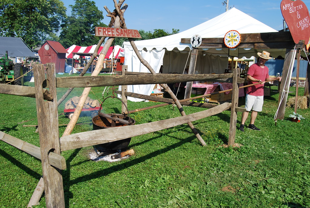 . The 69th Annual Kutztown Folk Festival, held June 30 through July 8, 2018, features folklife demonstrations, artisan crafts and antiques, Pa German food and drink, live entertainment, and family fun for all ages. The festival attracts an estimated 130,000 people each year. Photos by Lisa Mitchell