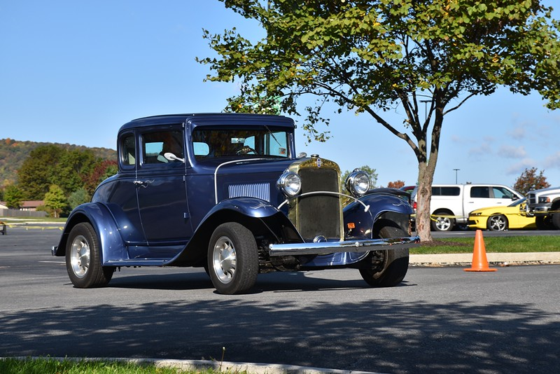 . Approximately 250 cars, trucks and motorcycles entered the �5th Annual Car Show @ Cabela�s� on Sunday, Oct. 23, 2016. Photos by Carl Hess