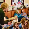 Jennifer Brooks and Lisa Gauker, Berks County Parks Department Environmental Education Program Manager and Assistant Manager, respectively, presented an Animal Adaptations Program for children at the Exeter Community Library on April 4, 2018. Photos by Jesi Yost
