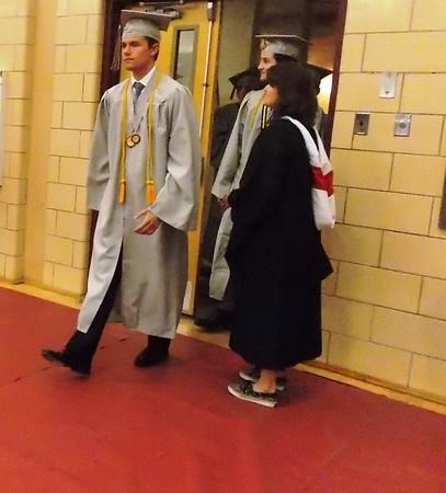 Brandywine Heights Class of 2017 Graduation
