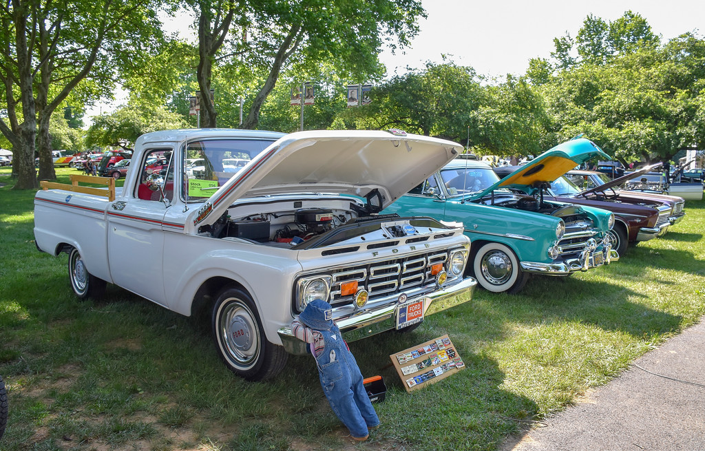 . Fleetwood Rotary Club�s Show of Wheels tops 300 entries for first time. The popular event was held at Fleetwood Community Park on June 9, 2018. Photos by Carl Hess