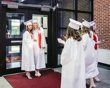 Hamburg Area High School Class of 2017 Graduation