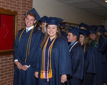 Kutztown Area High School 2017 Graduation