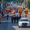 Kutztown University kicked off its celebrations for its 150th anniversary on Saturday, Sept. 10, 2016 with a parade from campus down Main Street. Photos by Lisa Mitchell, Reno Unger and Dennis Krumanocker