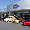 The 7th Annual Haldeman Ford Car Show at the Kutztown Haldeman location was once again promoted and run by the Berks County Mustang Car Club on Saturday, June 18, 2016. A record number of 140 entries participated in the event and approximately $2,500 was raised for Ronald McDonald Charities. Photos by Carl Hess