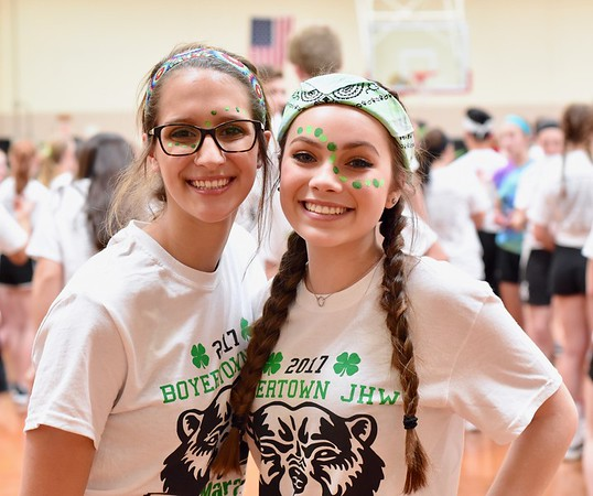 Photos: Boyertown JHW Dance Marathon raises #30K