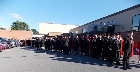 Schuylkill Valley HS Class of 2017 Graduation